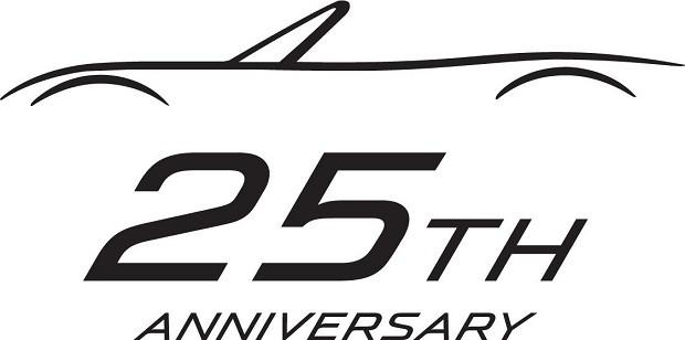 Mazda MX-5 25 anni