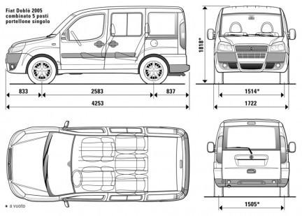 Storia Fiat Doblò » 45/57