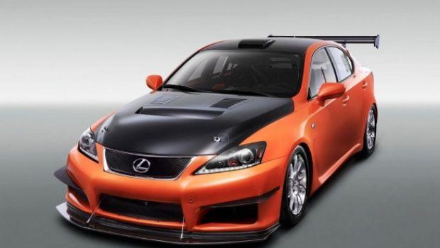 Lexus Cinque Showcar Al Tokyo Auto Salon 2011