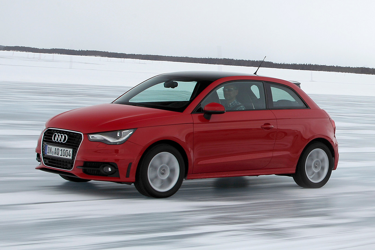 Audi A1 2.0-liter TFSI Quattro prototype review |  Car Reviews |