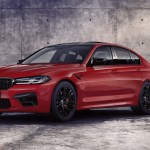 Bmw M5 Competition Gets A New 2020 Facelift Auto Express