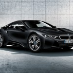 Bmw I8 Gets Protonic Frozen Black And Yellow Special Editions Auto Express