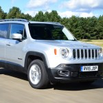 Jeep Renegade Review Auto Express
