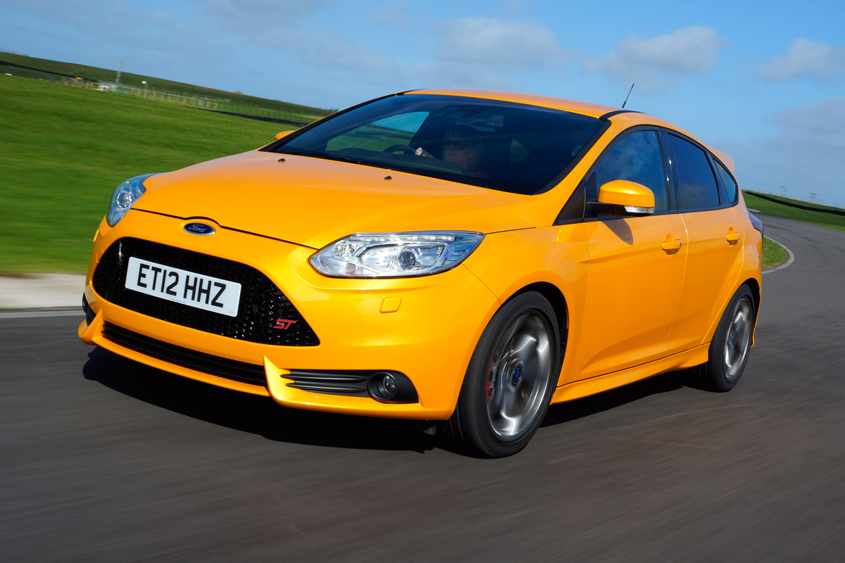ford focus st 3 auto express