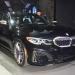 New 369bhp Bmw M340i Xdrive Unleashed At The La Motor Show Auto Express
