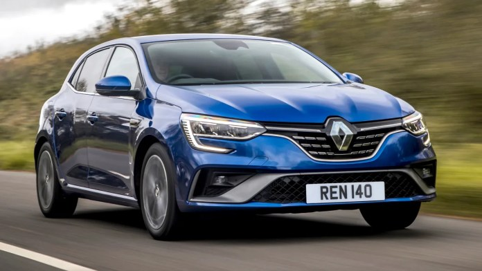 Renault Megane Review Auto Express
