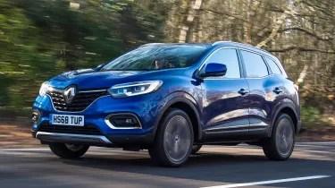 Renault Kadjar Review Auto Express