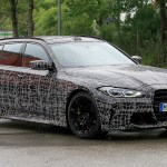 New 2022 Bmw M3 Touring Spied During Testing Auto Express