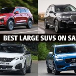 Best Large Suvs On Sale 2020 Auto Express