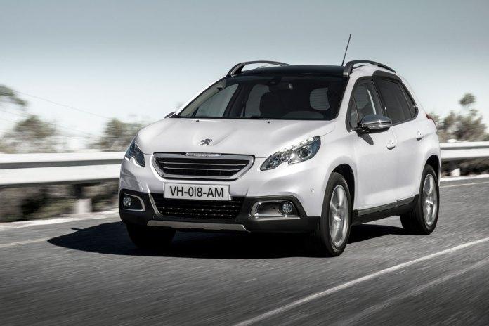 Peugeot 2008 1 6 E Hdi Review Auto Express