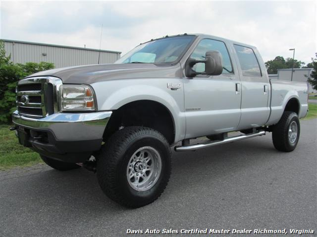 2001 Ford F 250 Platinum