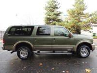 2005 Ford Excursion Eddie Bauer/ 4X4 / 3RD Seat / DIESEL