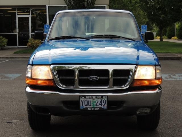 2000 Ford Ranger Schematics