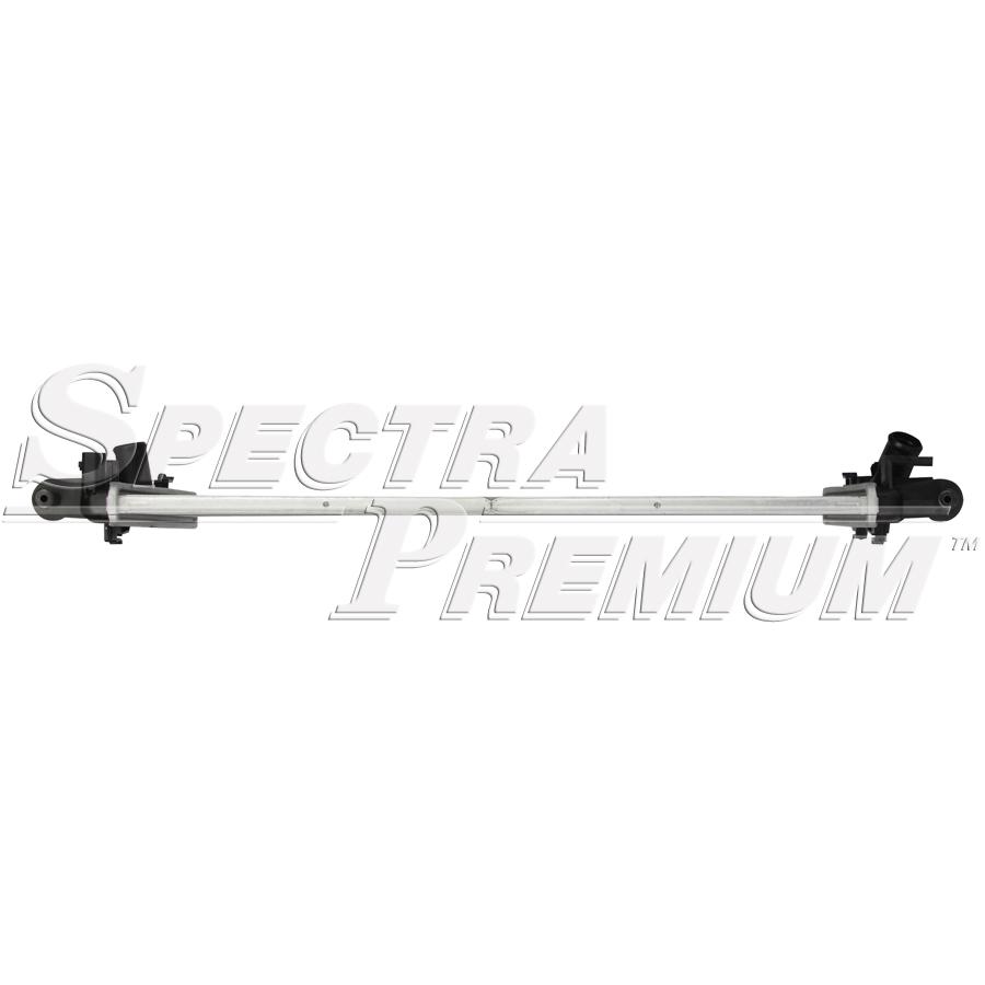 Spectra Premium CU13100 Complete Radiator for Mazda 3