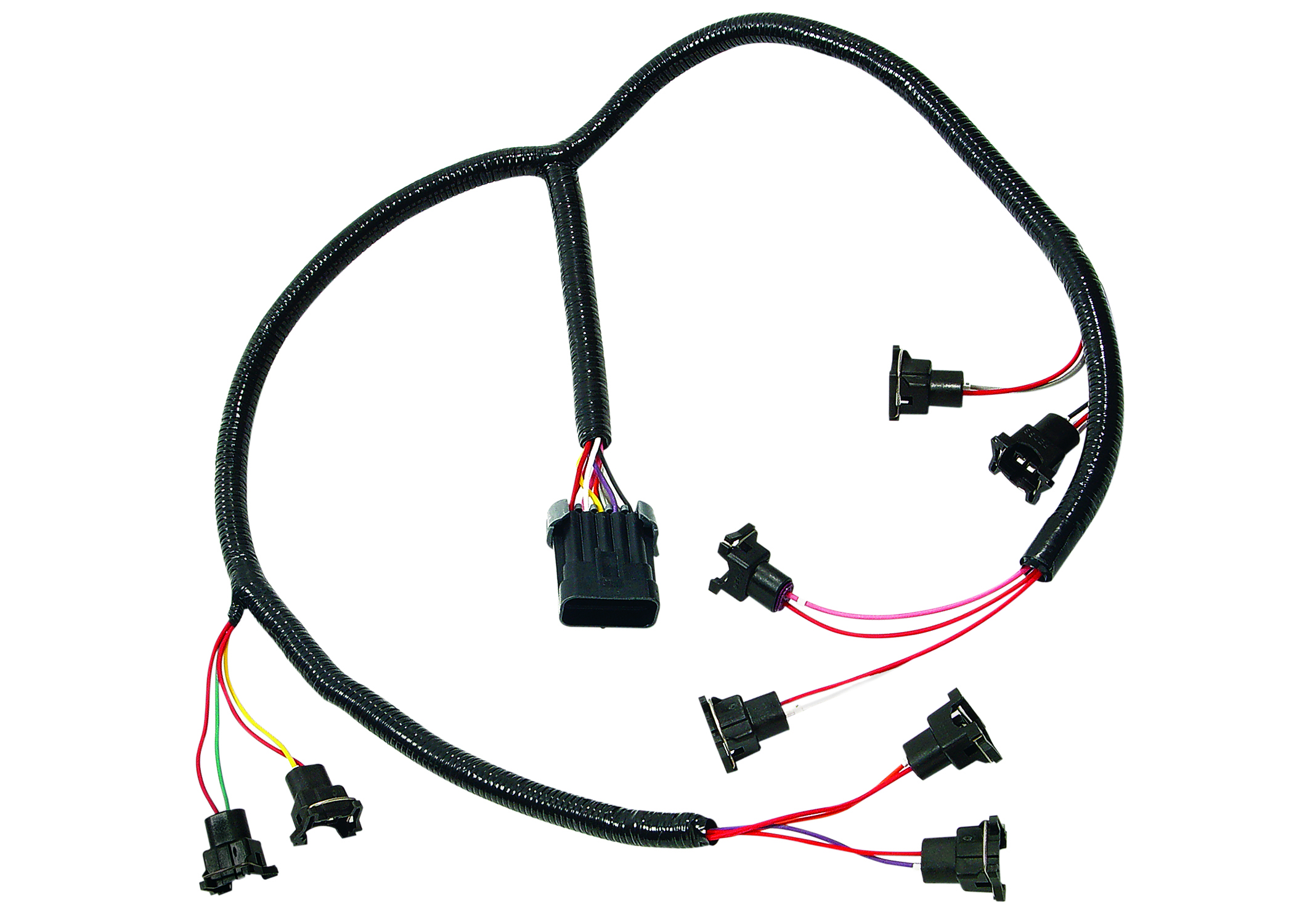 Accel Gen Vii Injector Harness