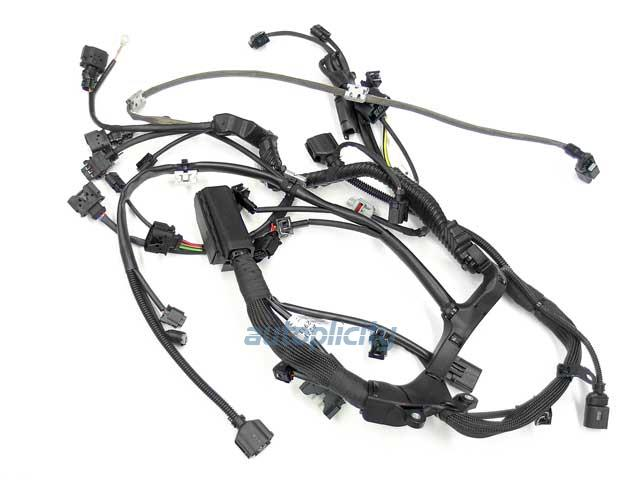 GENUINE MERCEDES 271-150-29-33 Engine Wiring Harness