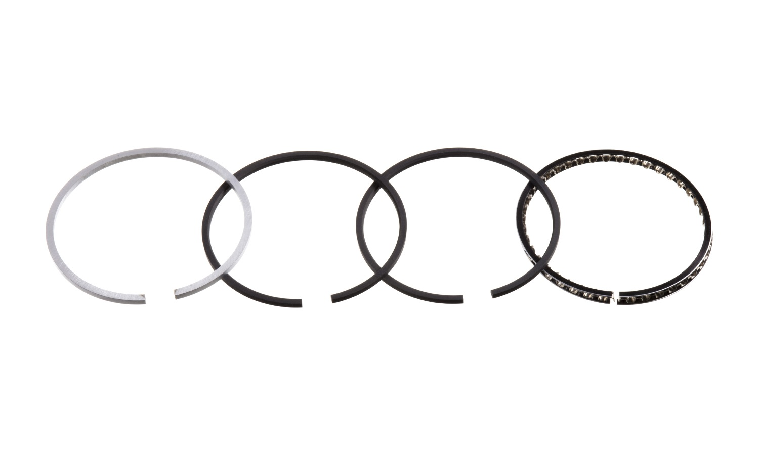 Hastings 2C5904S030 Hasting Single Piston Ring Set
