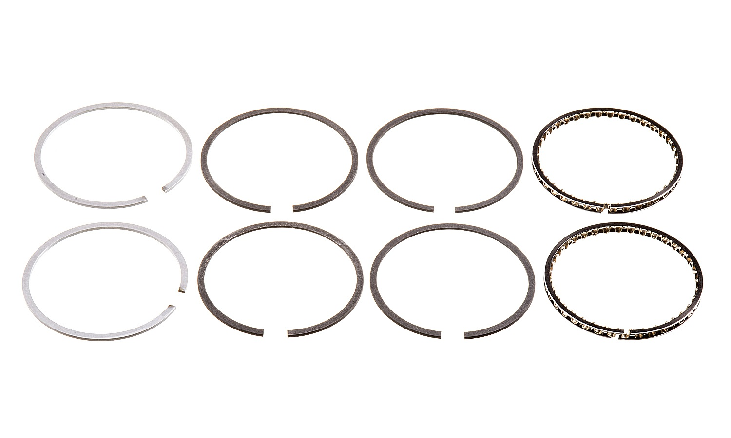 Hastings 2c 2 Cyl Ring Set