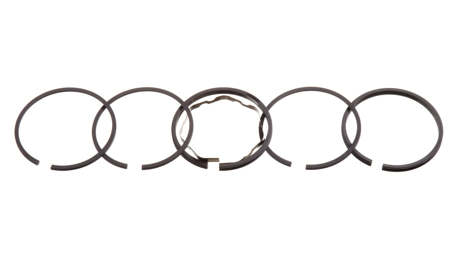 Hastings 2 Cyl Ring Set