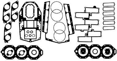 Sierra International 18-4323 Marine Powerhead Gasket For