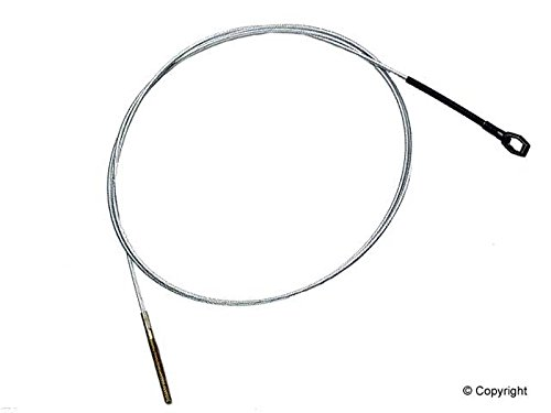 Type 3 Cable Clutch, 2333 Mm, Dune Buggy Vw Baja Bug