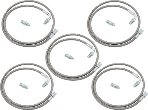 Allstar Performance 46100-48-5 Clutch Line Kit 48in 5pk