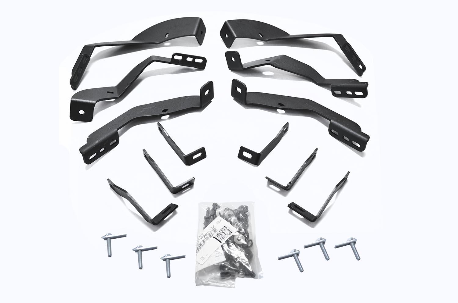 Big Country Truck Accessories Widesider Brackets