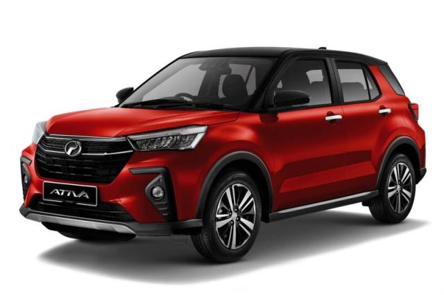 Perodua Ativa: meer dan een wisseltruc