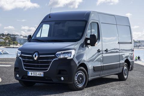 Renault Master L1h1 Fwd Dci 180 Prijzen En Specificaties