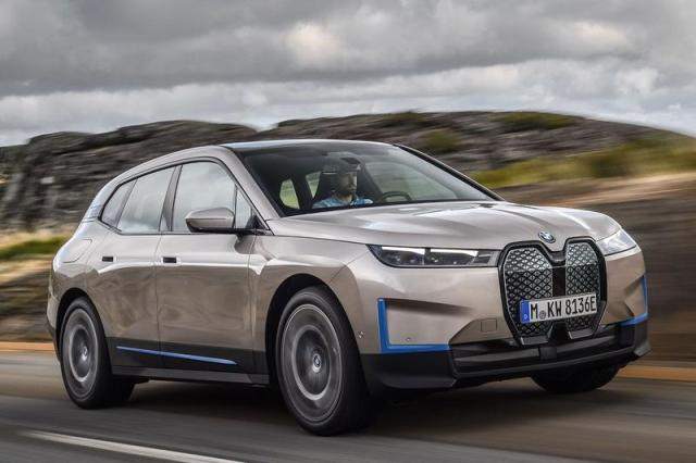 'BMW wil extreem recyclebare auto's per 2025'