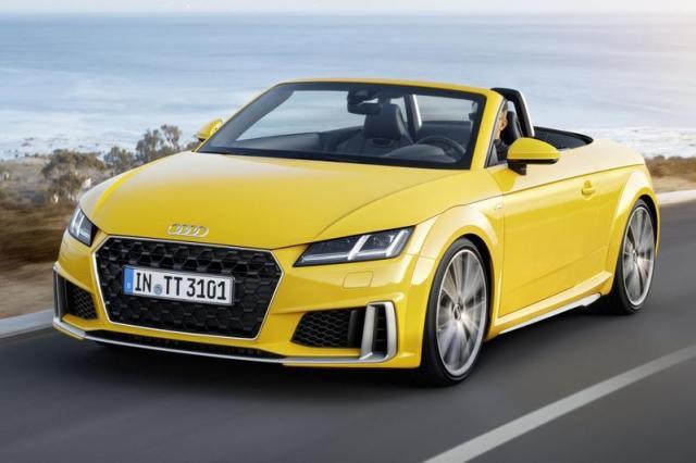 Audi TT goedkoper dankzij terugkomst 40 TFSI