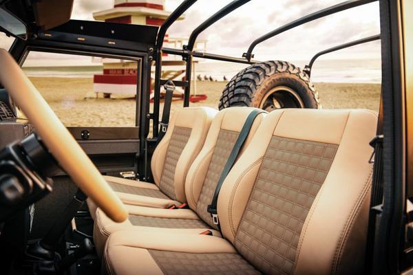 Twisted Nas-E Land Rover Defender