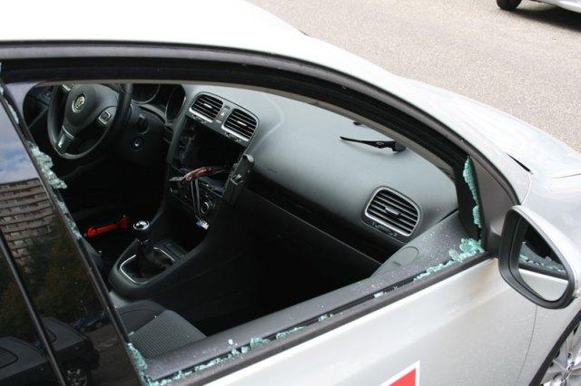 Minder auto-inbraken in 2020 mede door lockdowns