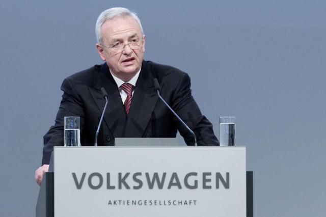 Volkswagen bezig met schadeclaim tegen Martin Winterkorn