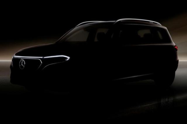 Mercedes EQB-teaser laat zien wat we al weten