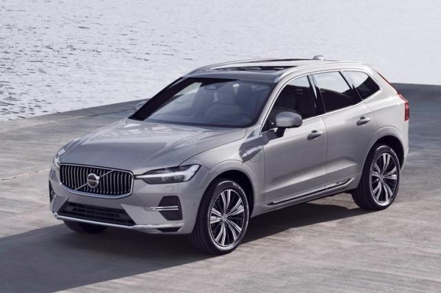 Prijzen vernieuwde Volvo XC60