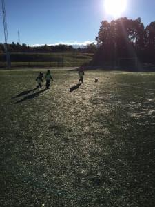 Kungsängens IP förskola fotboll