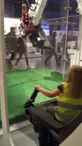 förskola kungsängen tekniska museet robot