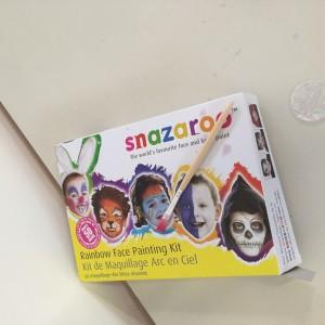 höstfest förskolan äventyret ansiktsmålning