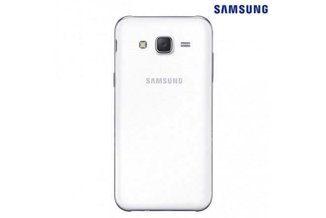 Celular Samsung Galaxy J5 Blanco LTE DS Ktronix Tienda Online