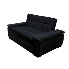 Sofa Camas Baratos En Bucaramanga Ghia Single Sleeper Bed Cama Espumados Brooklin Focus Negro Alkomprar Com