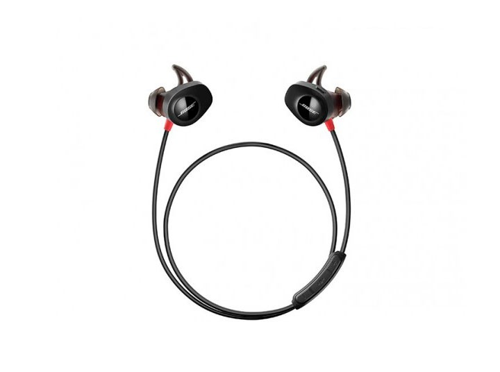 Audífonos In Ear Inalámbricas BOSE SS Pulse Rojo Alkosto