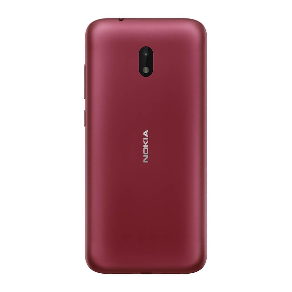 Celular NOKIA C1 Plus 32GB Rojo Alkosto Tienda Online