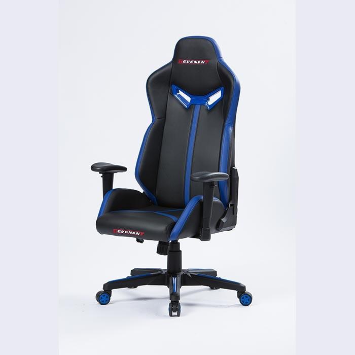 Silla Gamer TUKASA W186 Azul Alkosto Tienda Online