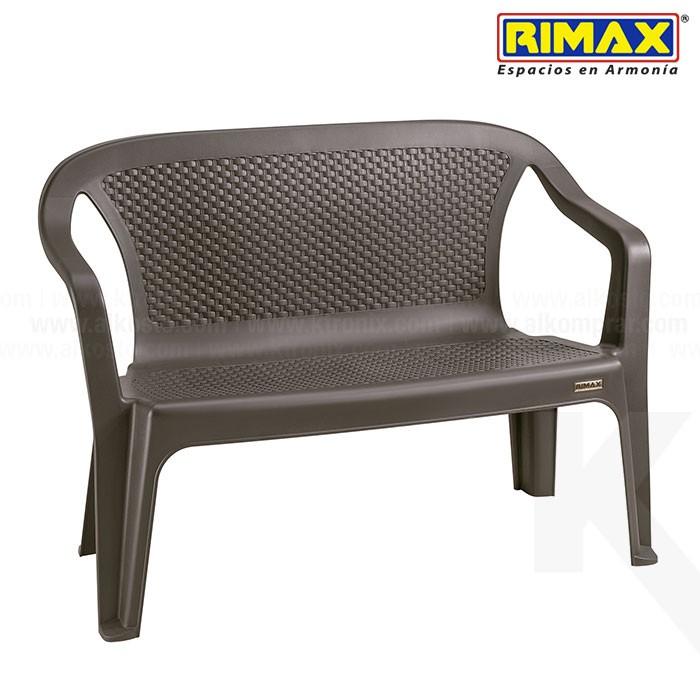 Silla Eterna Doble RIMAX Wengue Alkosto Tienda Online