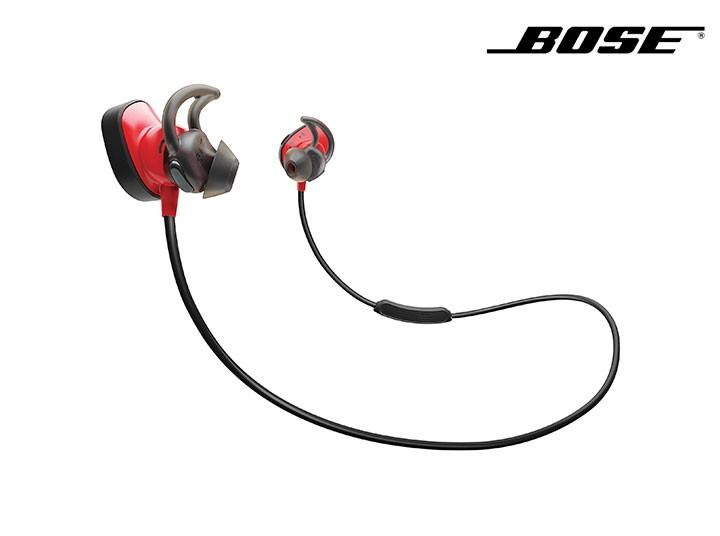Audífonos In Ear Inalámbricas BOSE SS Pulse Rojo Alkosto.com