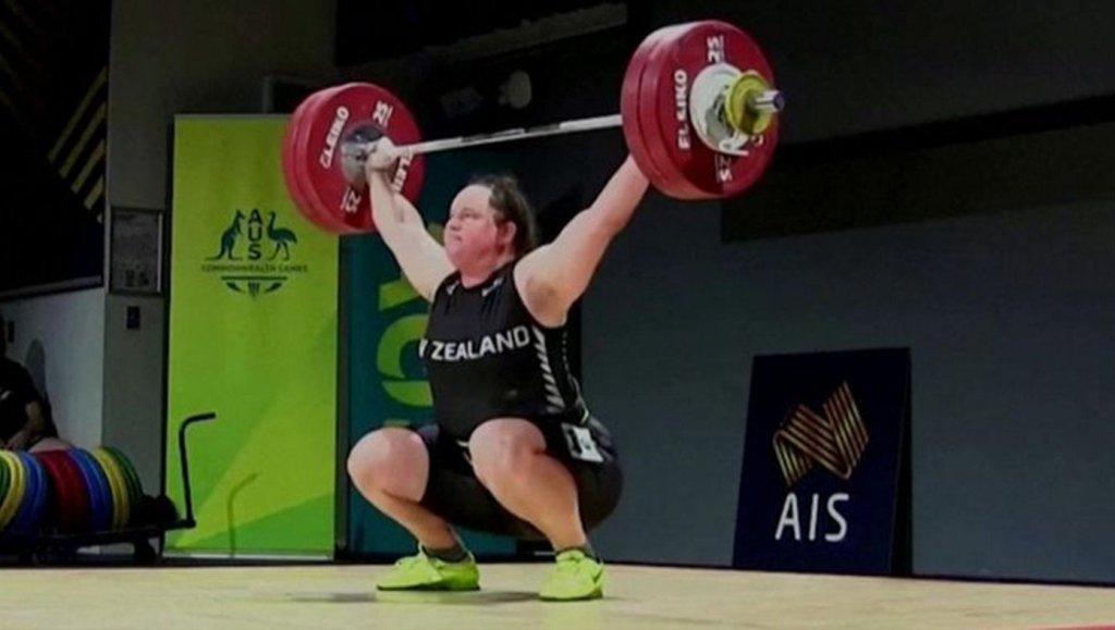 Female Weightlifter ruptures Testicle Weeks Before Tokyo Olympics