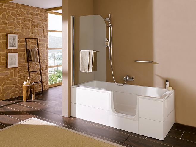 Frische Ideen fr Ihr Badezimmer  Traumbder  BAUHAUS