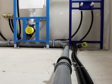 So verlegen Sie Rohre und Trinkwasserleitungen  BAUHAUS