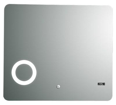 led-lichtspiegel silver shadow (80 x 70 cm, energieeffizienzklasse